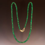 Emerald beads 1s 270146