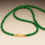 Emerald beads 2s 270146
