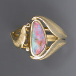 Opal Ring Front