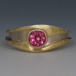 Pink Tourmaline Band 2434RS