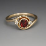 Ruby Diam Wire Wrap C 2835SO