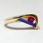 Ring gold sW