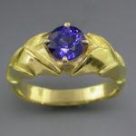 Sapphire ring 1s